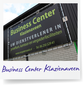 business center klazienaveen